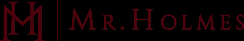 logo MISTER HOLMES